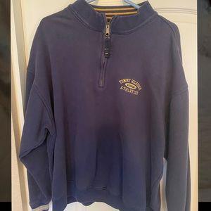 VTG Large Tommy Hilfiger Ath Division 088 Sweater